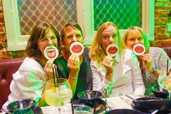 Bites, Bars and Backstreets Adventure Food Loose Tours
