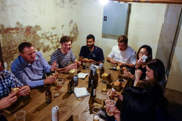 Group Tour Fabulous Freo Frolic Adventure Food Loose